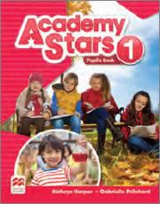 english coursebook for children Academy Stars