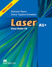 Teenage coursebook for english language teaching Laser A1+