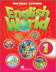 english coursebook for children english world