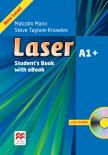 Teenage teacher's book for english language teaching Laser A1+