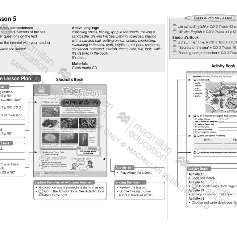 Tiger_Time_Level_3_Teachers_Book_Sample_Unit_Page_10