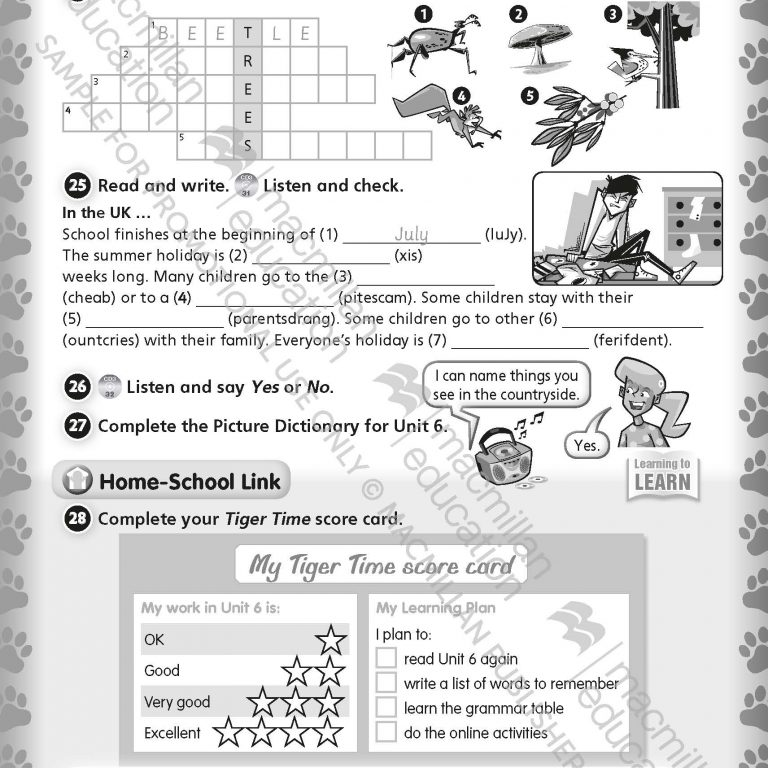 Tiger_Time_Level_4_Activity_Book_Sample_Unit_Page_8