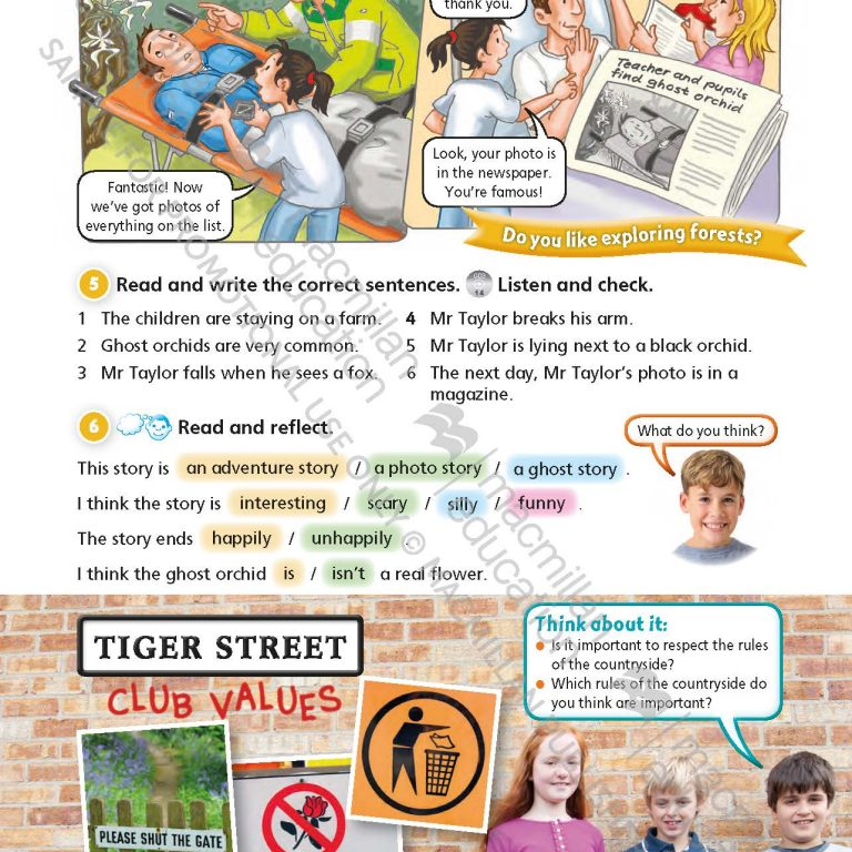 Tiger_Time_Level_4_Students_Book_Sample_Unit_Page_3