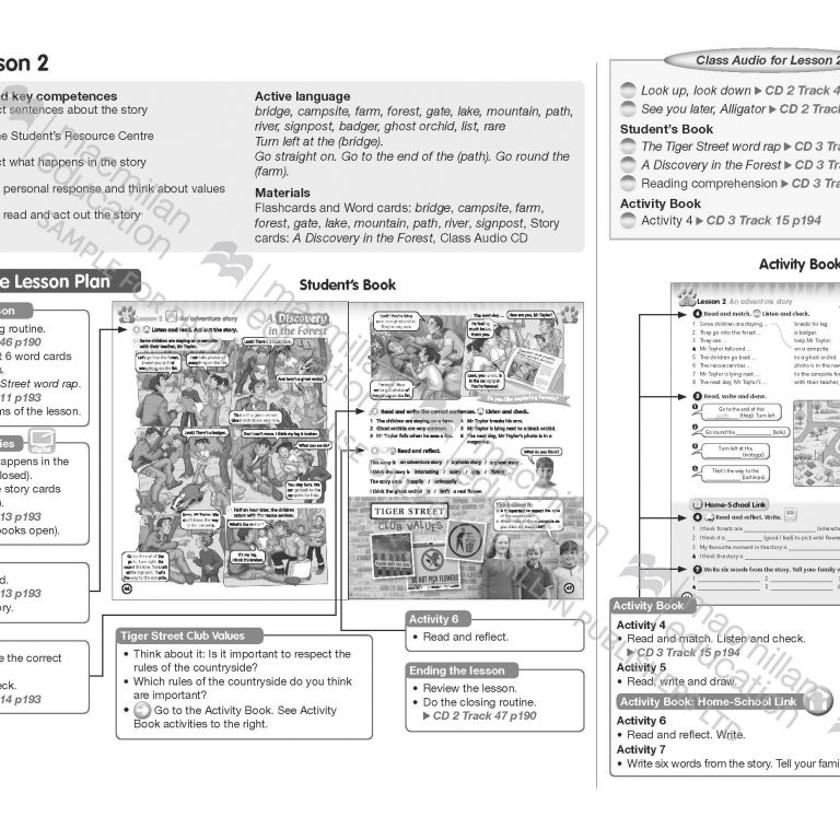 Tiger_Time_Level_4_Teachers_Book_Sample_Unit_Page_04