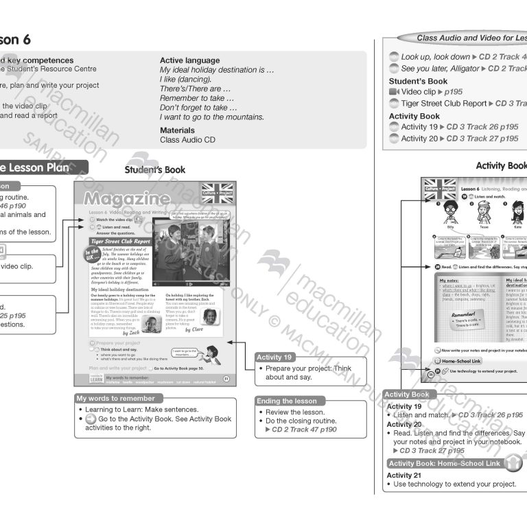 Tiger_Time_Level_4_Teachers_Book_Sample_Unit_Page_12