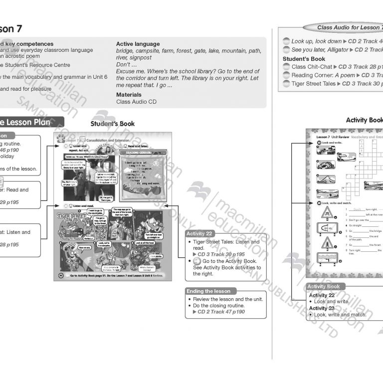 Tiger_Time_Level_4_Teachers_Book_Sample_Unit_Page_14