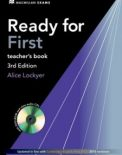 Ready for First english course teacher's book for exam preparation