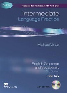 grammar and vocabulary intermediate language practice