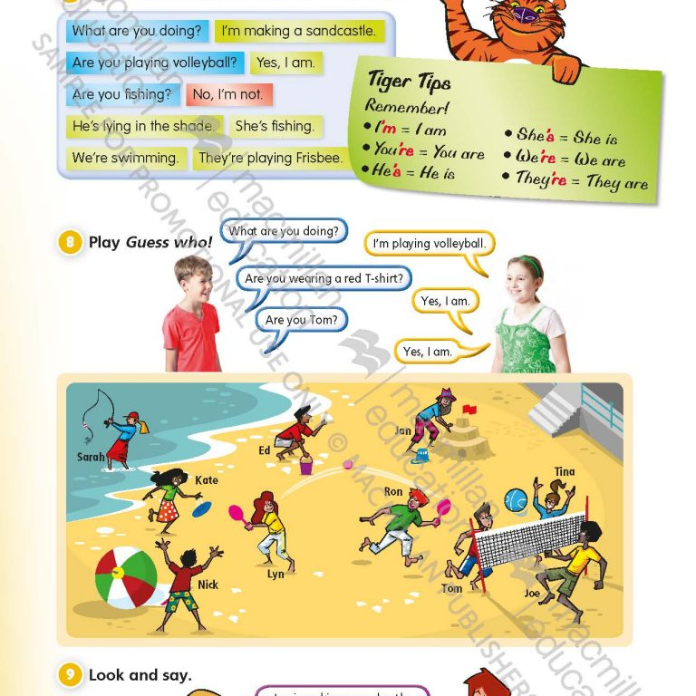 Tiger_Time_Level_3_Students_Book_Sample_Unit_Page_4