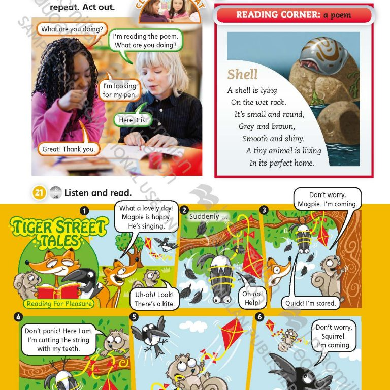 Tiger_Time_Level_3_Students_Book_Sample_Unit_Page_8