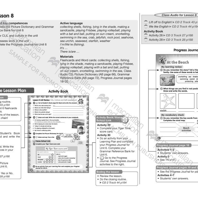 Tiger_Time_Level_3_Teachers_Book_Sample_Unit_Page_16