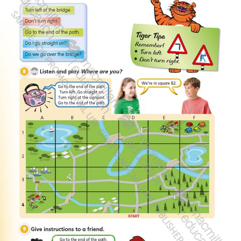 Tiger_Time_Level_4_Students_Book_Sample_Unit_Page_4