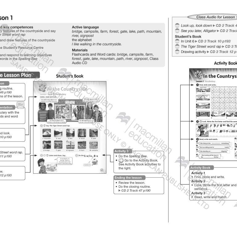 Tiger_Time_Level_4_Teachers_Book_Sample_Unit_Page_02