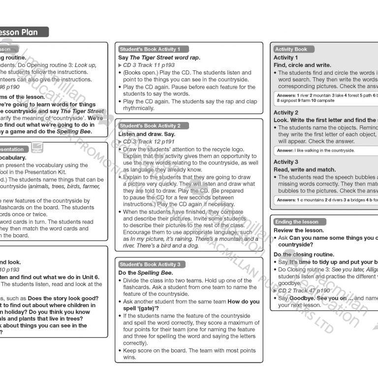 Tiger_Time_Level_4_Teachers_Book_Sample_Unit_Page_03