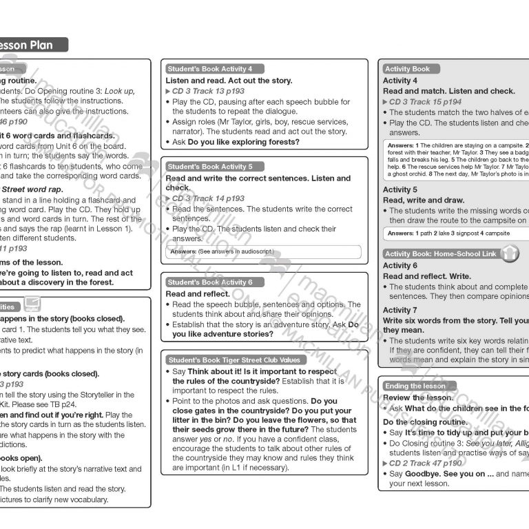 Tiger_Time_Level_4_Teachers_Book_Sample_Unit_Page_05