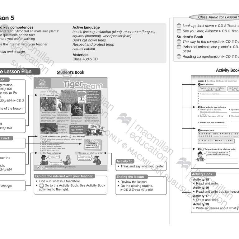 Tiger_Time_Level_4_Teachers_Book_Sample_Unit_Page_10