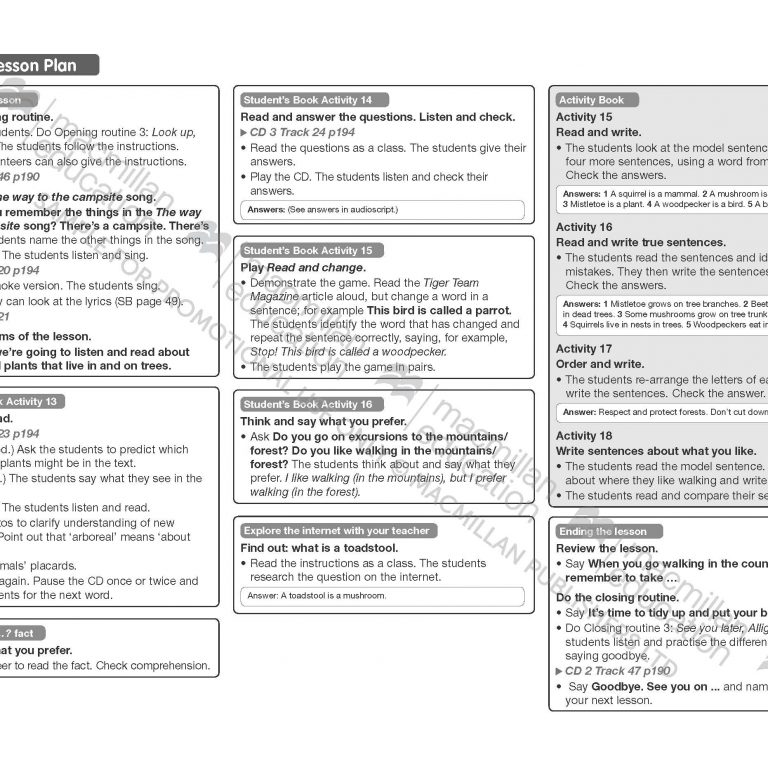 Tiger_Time_Level_4_Teachers_Book_Sample_Unit_Page_11